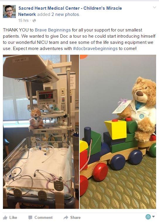 Sacred Heart Medical Center - Doc